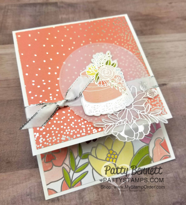 Stampin Up Sweet Soiree Designer Paper Card Ideas Great For