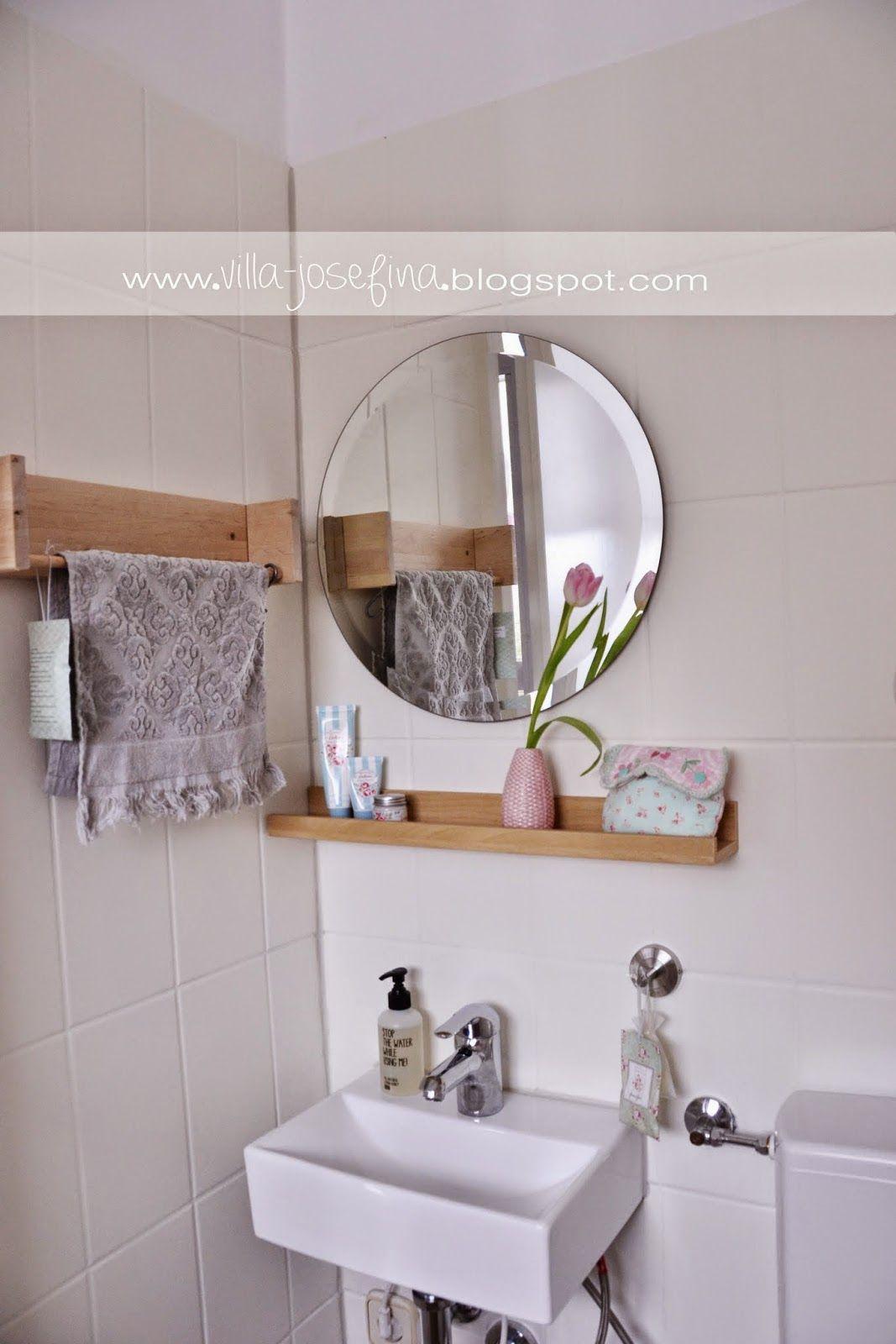 Bekannt Kann man Fliesen streichen? {DiY Gäste-WC aufhübschen | einrichten EE63