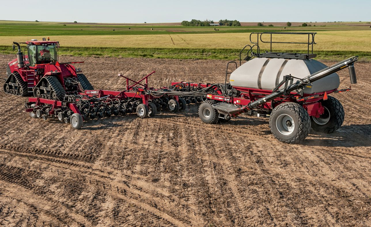 Precision Disk 500 Air Drill | Planting and Seeding | Case IH