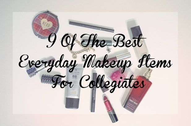 What's your go-to everyday makeup for going to class?