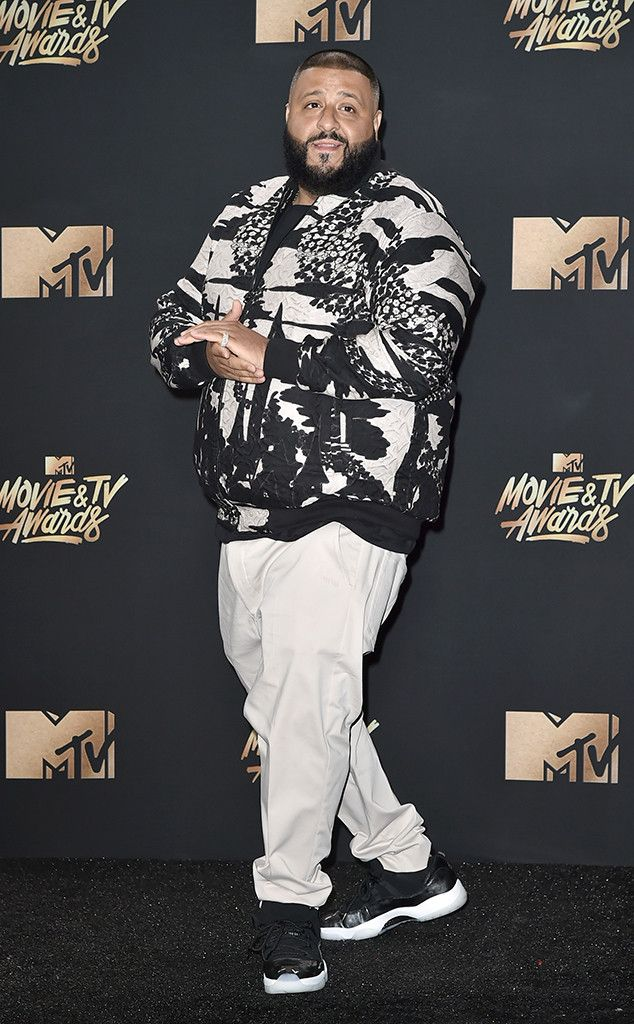 DJ Khaled: MTV Movie & TV Awards 2017: Red Carpet Arrivals