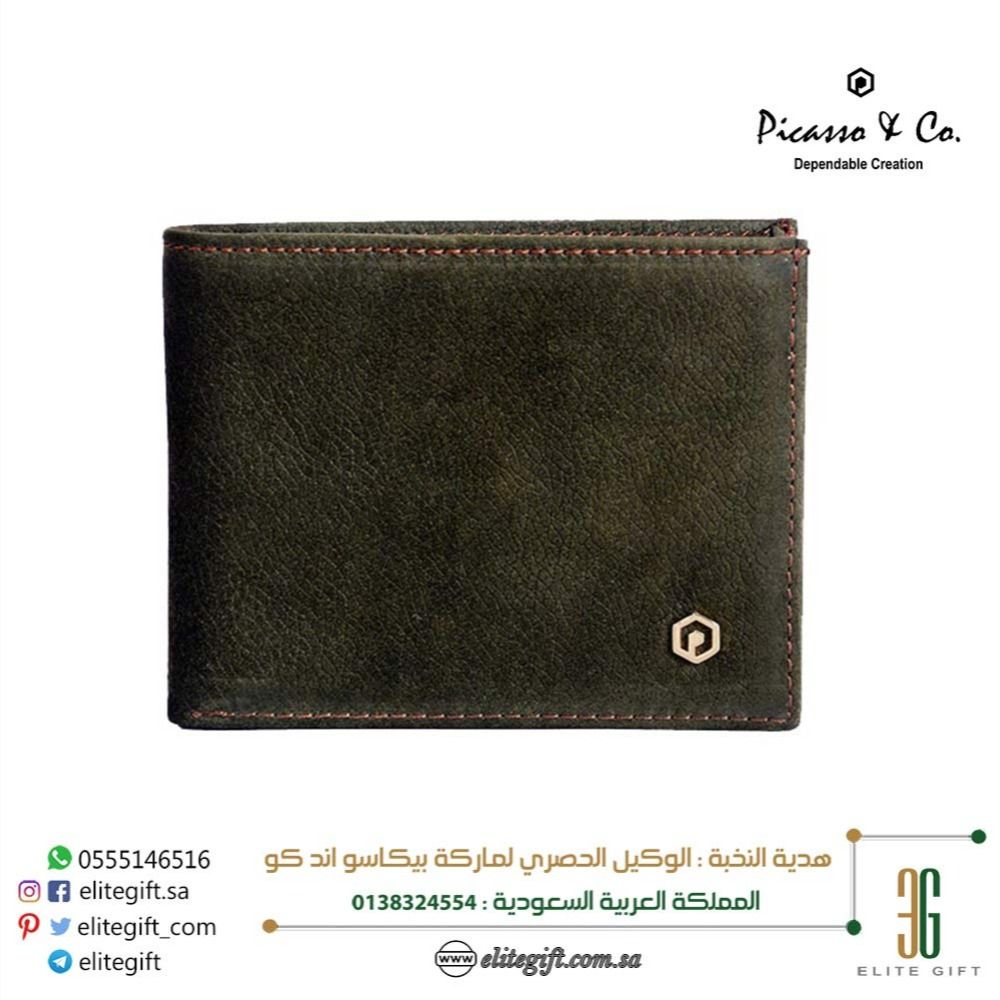 Picasso Wallet Wallet Leather Gifts