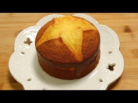 진짜 맛있는 나만의 생크림 카스테라 만들기 feat.탈지분유 - Fresh Cream Castella Recipe l 호야TV - ASMR