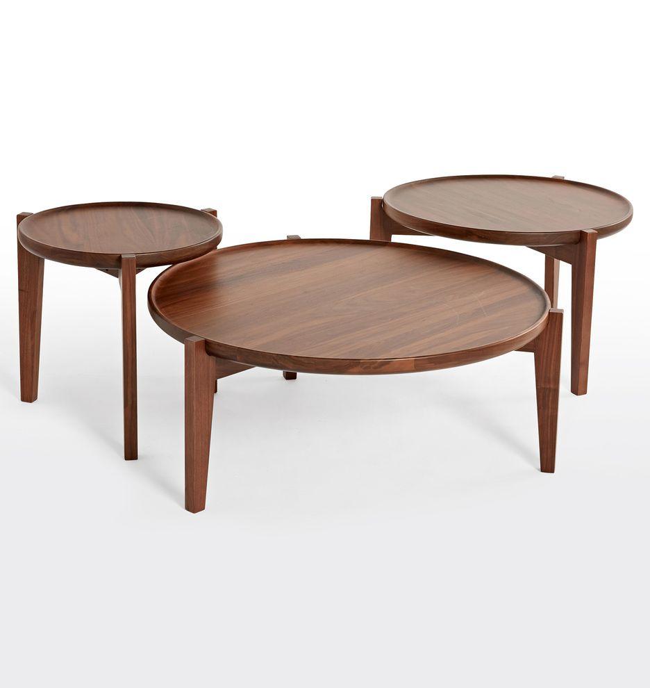 Wade Nesting Coffee Table Rejuvenation Nesting Coffee Tables Coffee Table Coffee Table Size