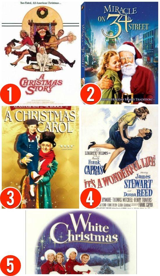 classic christmas movies - Classic Christmas Movies
