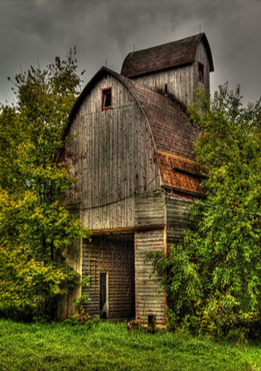 Old Farm House Abandoned In Fort Worth Texas