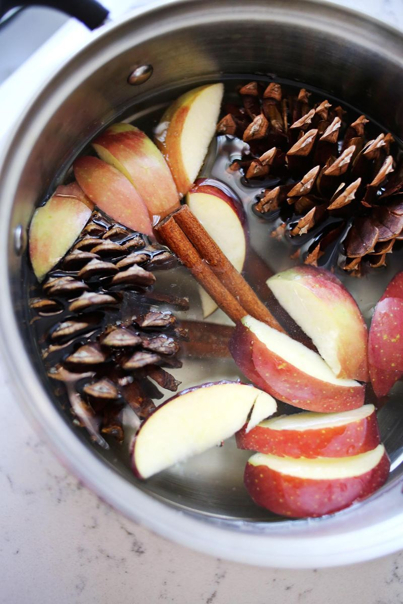 3 Stove Simmers to Make Your Home Smell Like the Holidays!