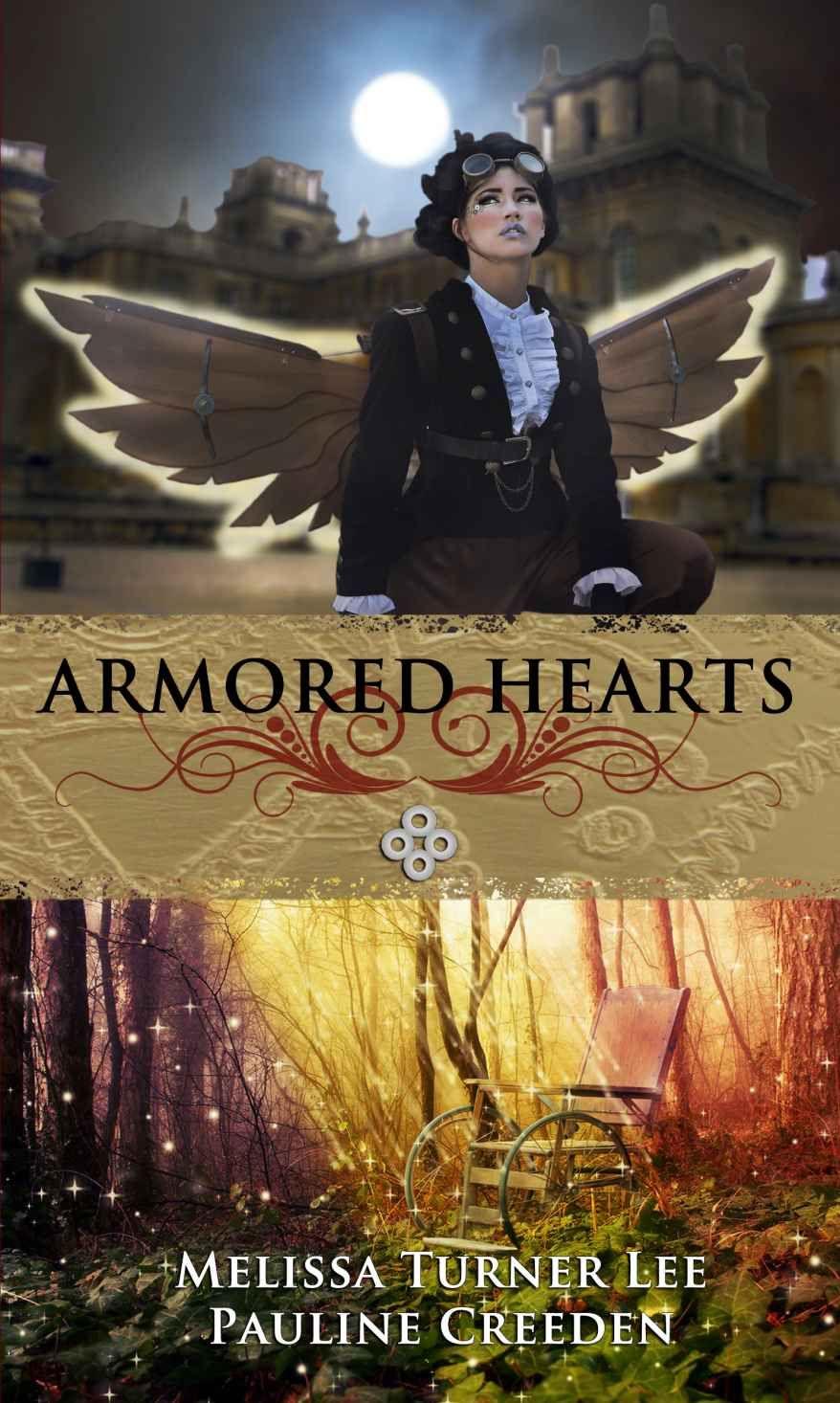 Amazon.com: Armored Hearts (Fantasy Steampunk) eBook: Melissa Turner Lee, Pauline Creeden: Kindle Store