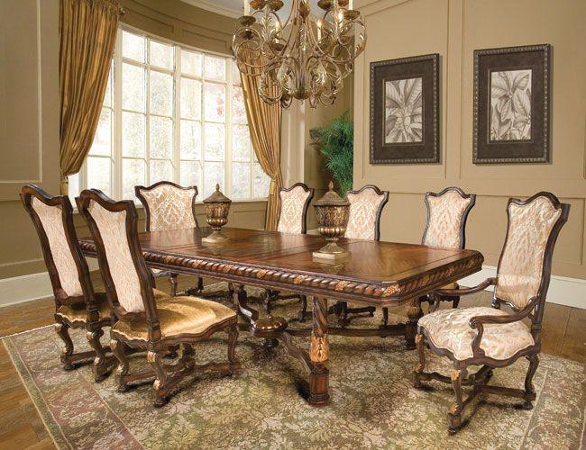 Beautiful Dinning table! \u003c3 Things to go inside my dream home \u003c3