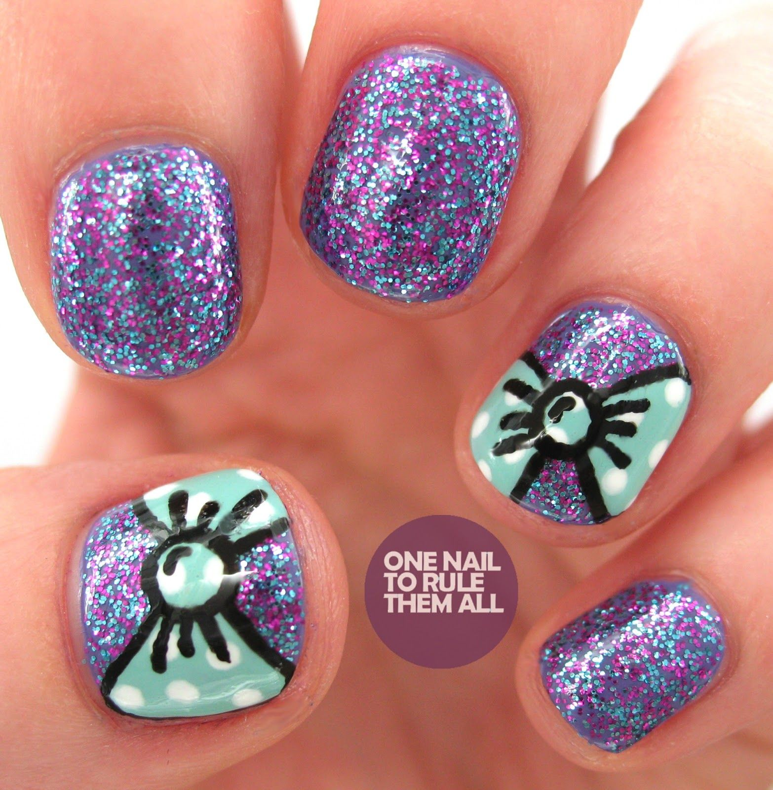 One Nail To Rule Them All Barry M Nail Art Pens Review: One Nail To Rule Them All Bows