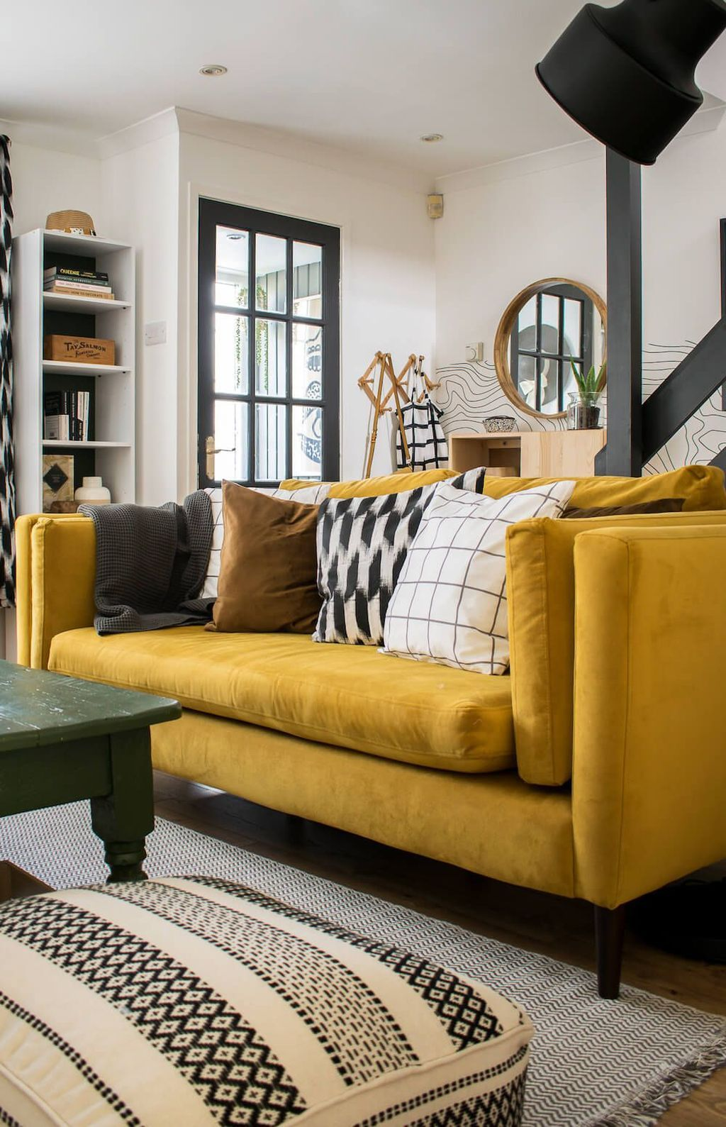 Pin On Living Room Decor #yellow #living #room #decor #ideas
