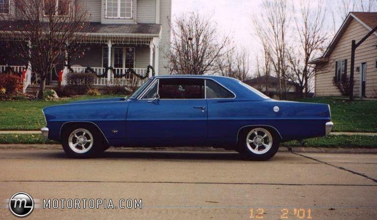 66 chevy nova | Photo of a 1966 Chevrolet Nova SS (66 ...