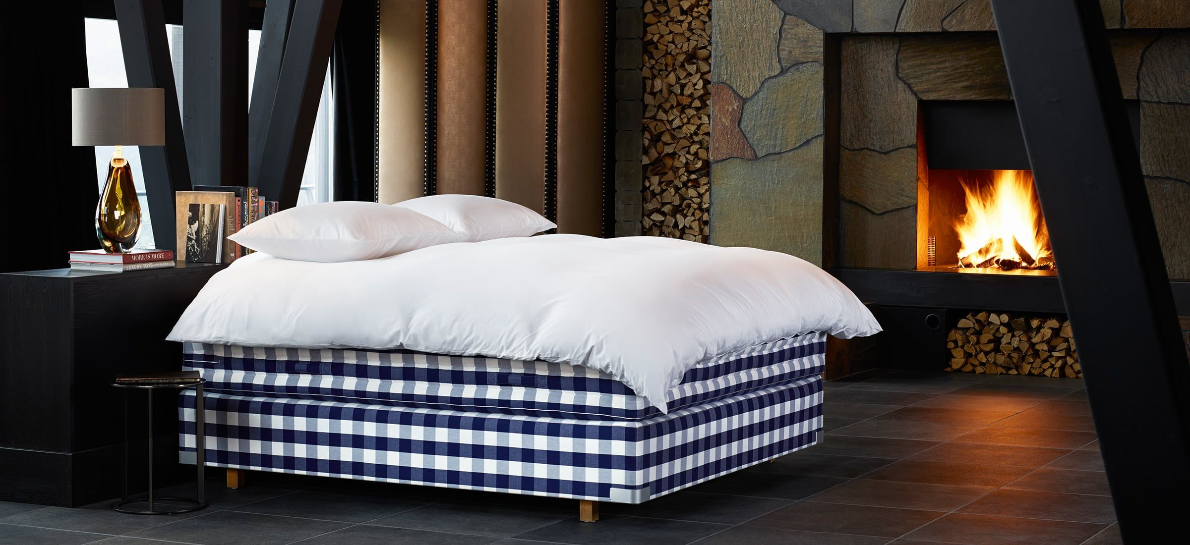hastens 2000t exclusive bed with luxuary mattress hastens bed