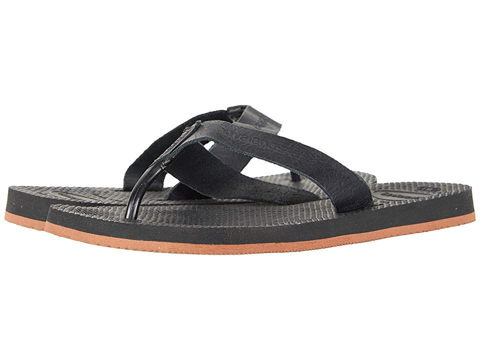 d89d6bba1 Havaianas Urban Special Flip-Flops (Black) Men s Sandals. Polish off your  relaxed