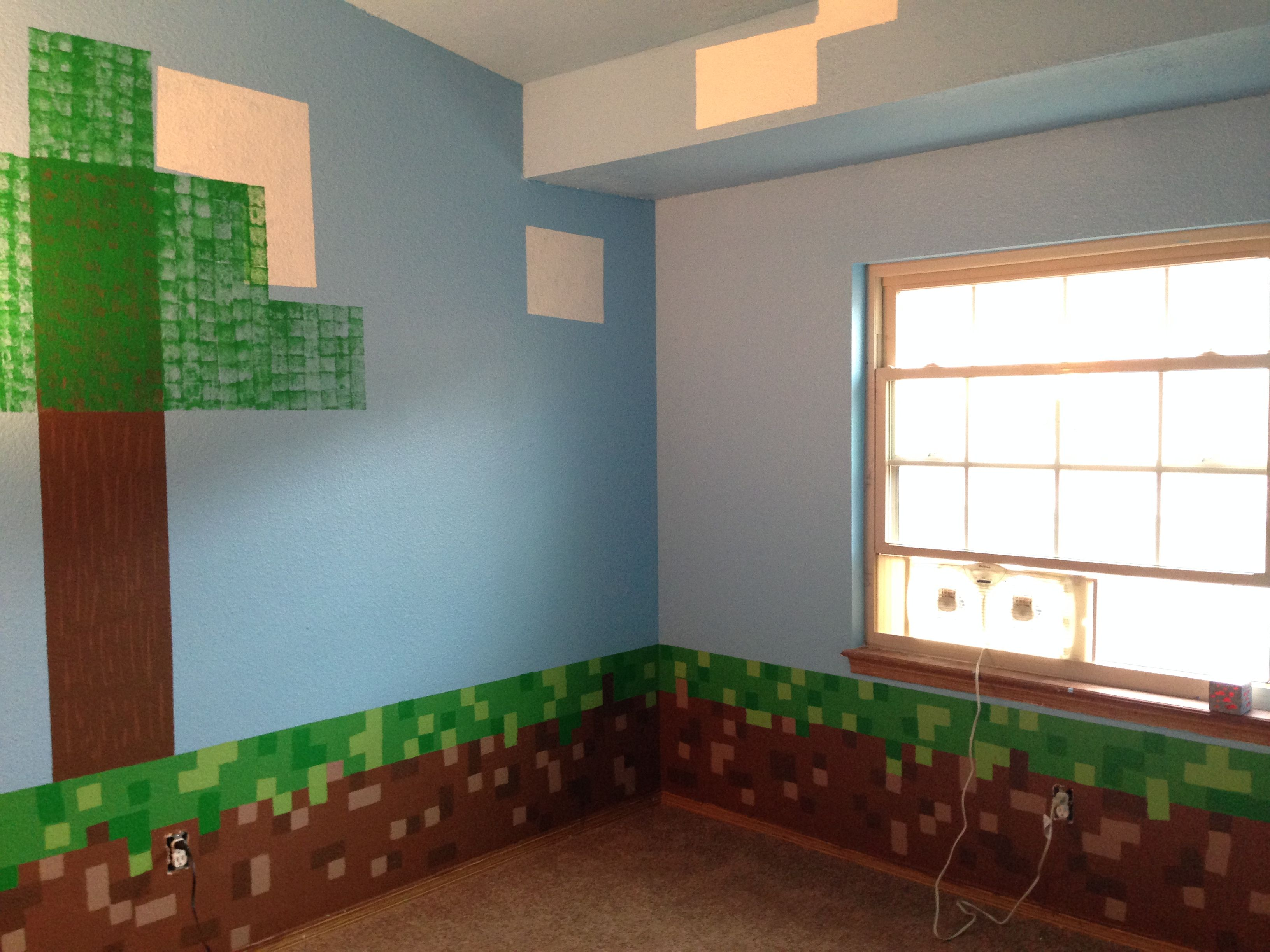 Minecraft Room 22 | Kid stuff | Pinterest | Minecraft-Schlafzimmer ...