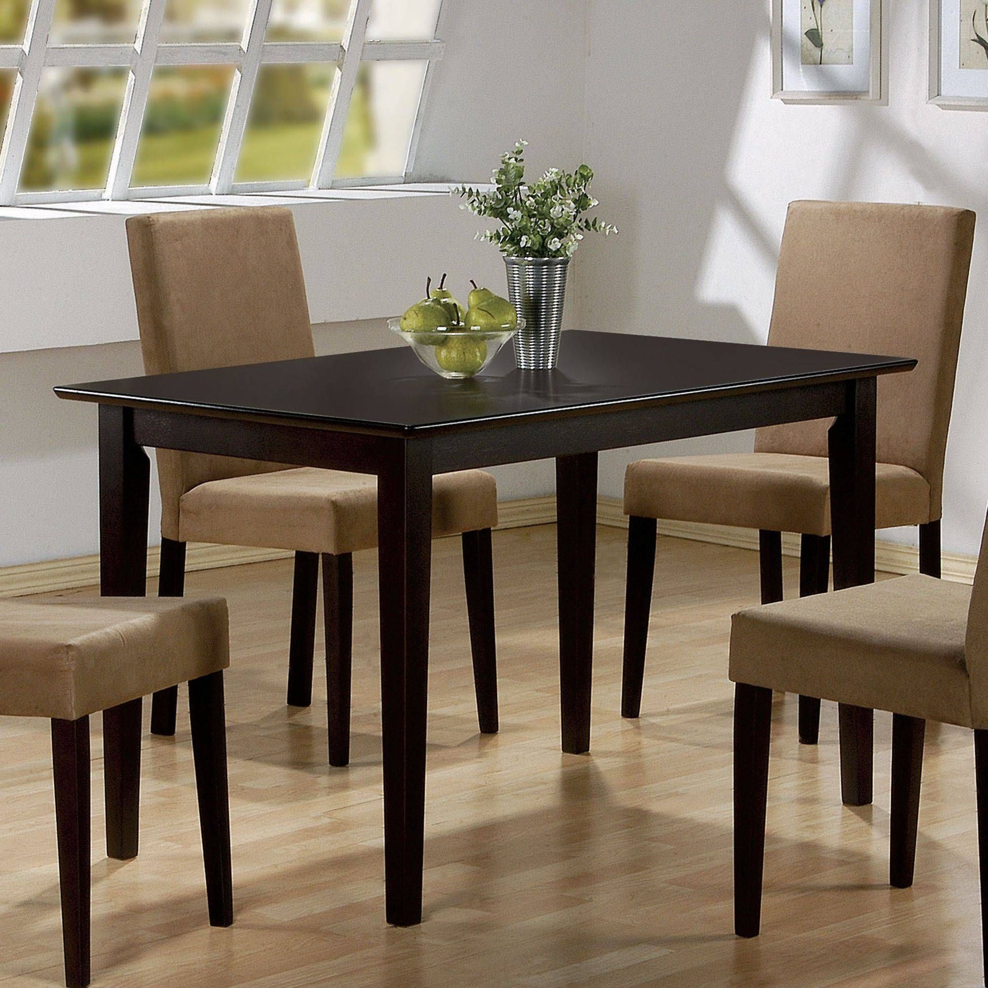 This Dining Table Group Will Be A Perfect Addition To Your Dining Custom Coaster Dining Room Furniture Inspiration