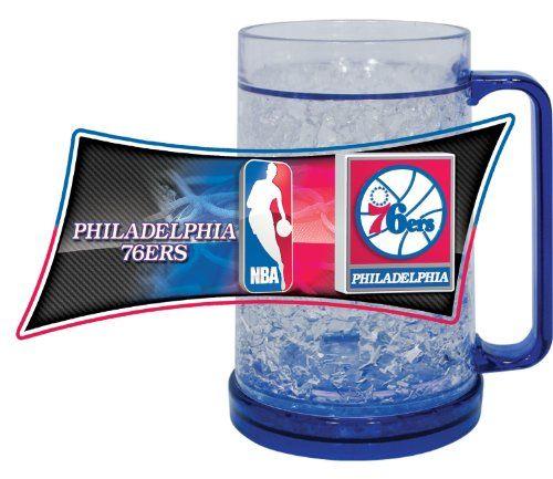 Philadelphia 76ers Freezer Mugs