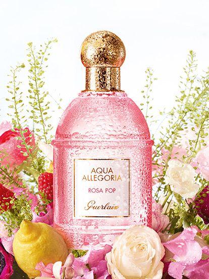 2016 Aqua Allegoria Rosa Pop Guerlain Parfem Novi Parfem Za žene