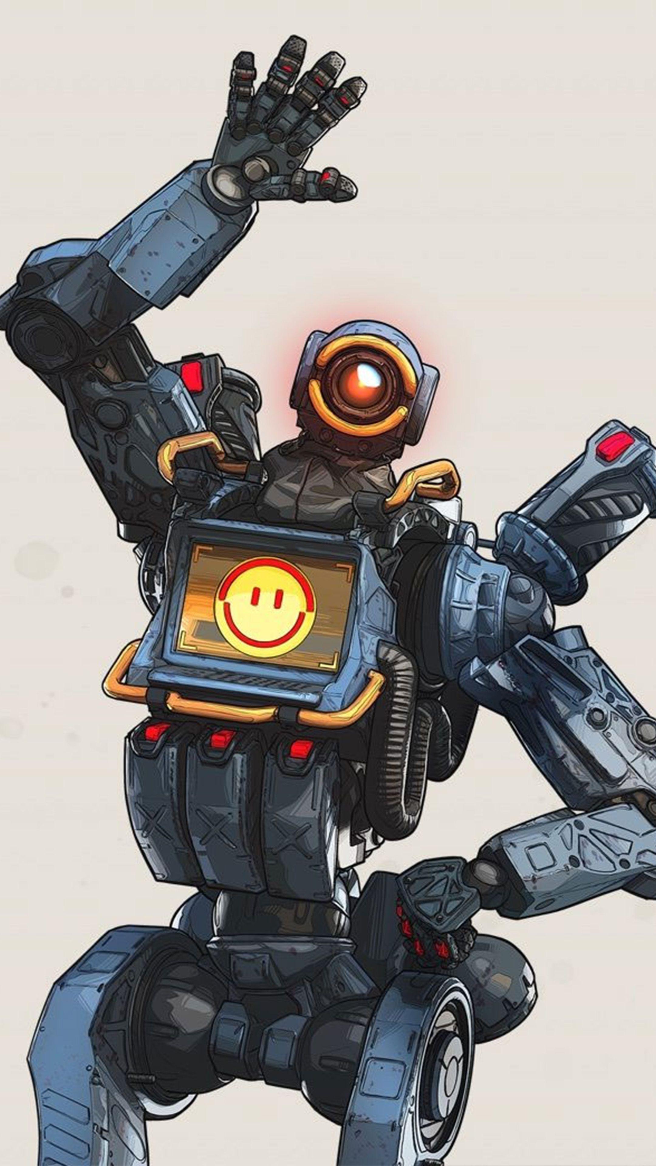 Pathfinder Apex Legends (Dengan gambar) | Gambar