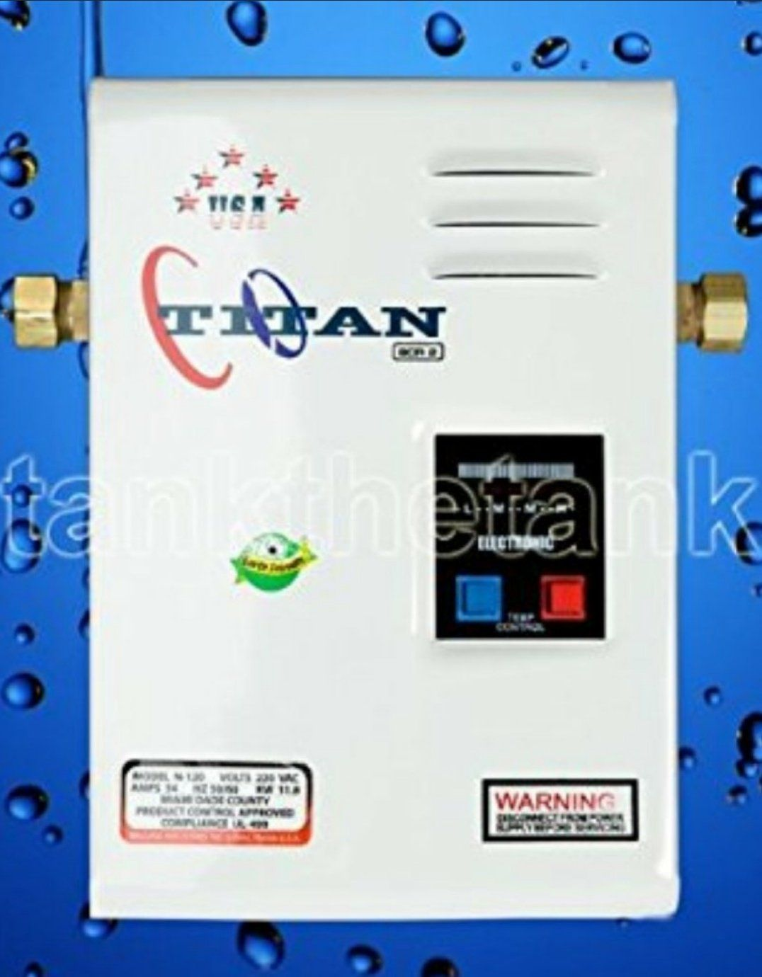 C Titan N 120 Installations Provide In Dade Broward Color Changing Lights Water Heating Save Energy