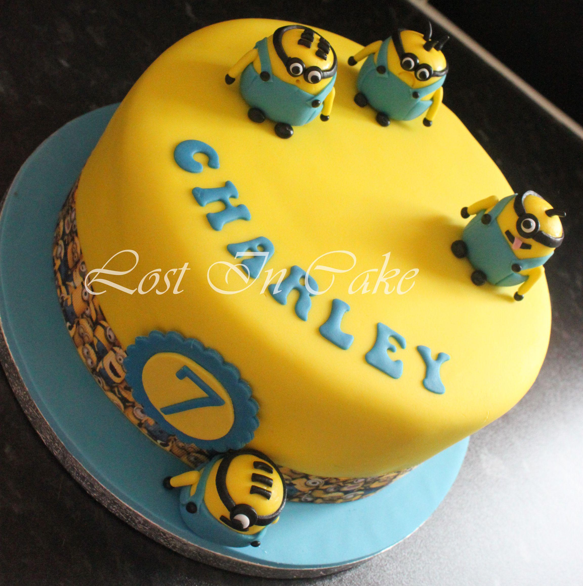 minion cake ideas tub minion kit cake cheeky crumbs despicable me