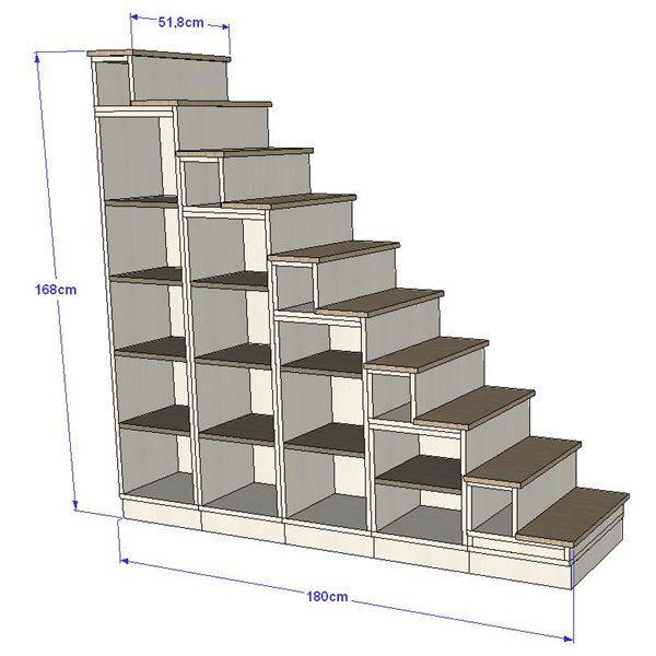 bibliotheque escalier echelles pinterest biblioth que escalier escaliers et am nagement. Black Bedroom Furniture Sets. Home Design Ideas