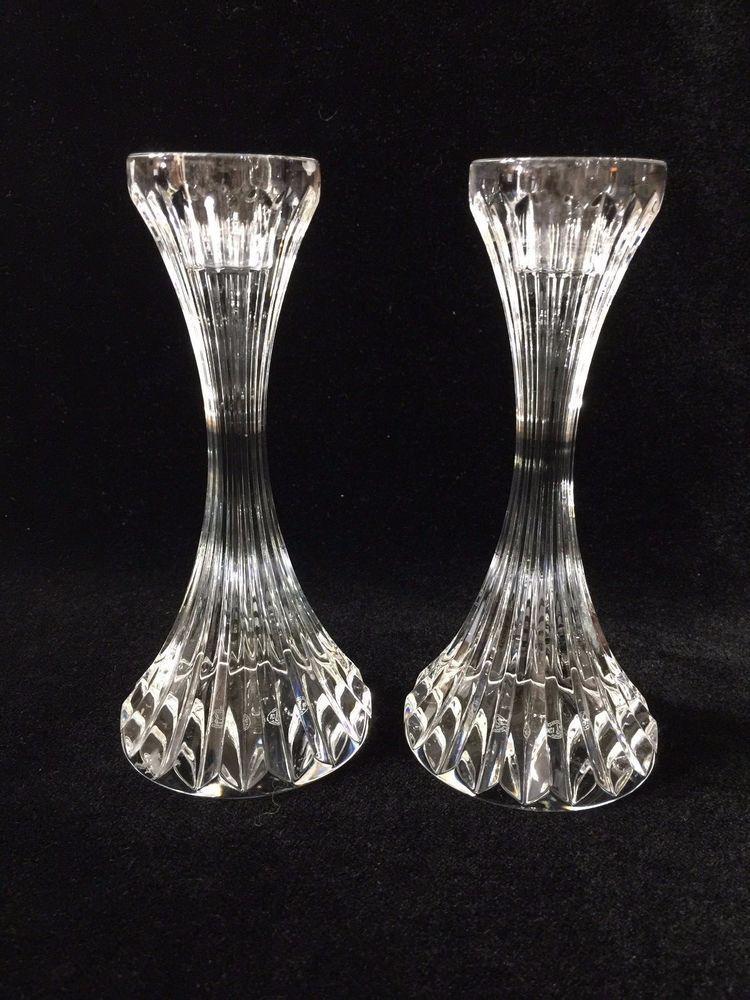 89056d62f4f Details about MASSENA Baccarat Crystal 6