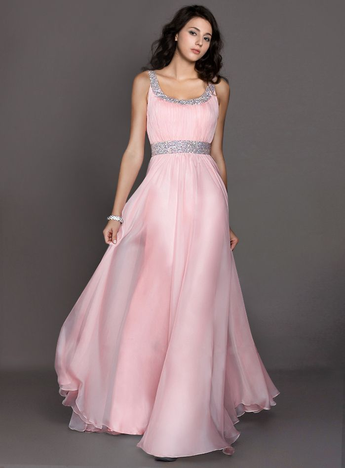 long pink prom dress | GownRetailers.Com | Pinterest | Long formal ...