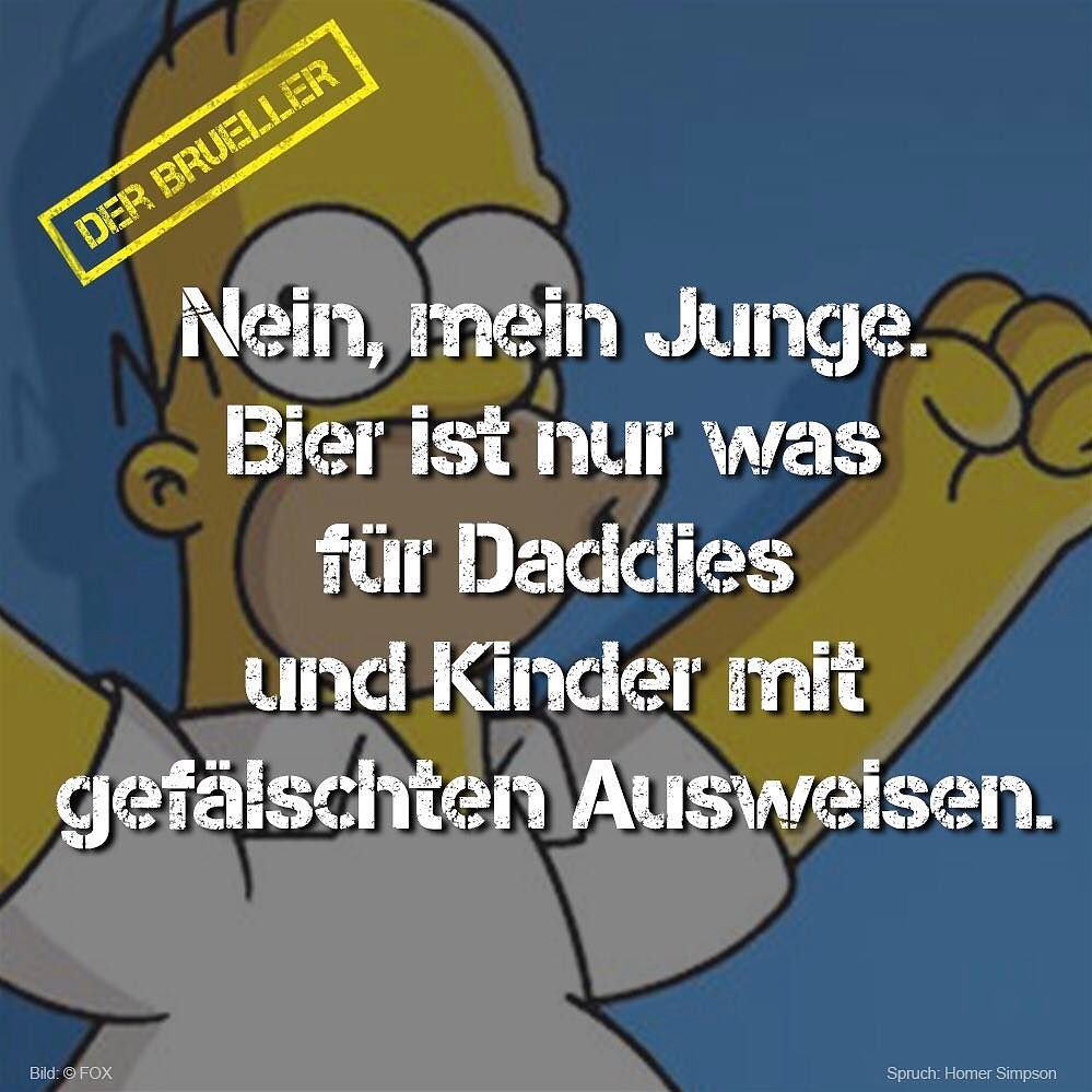 Zitate Homer Simpson