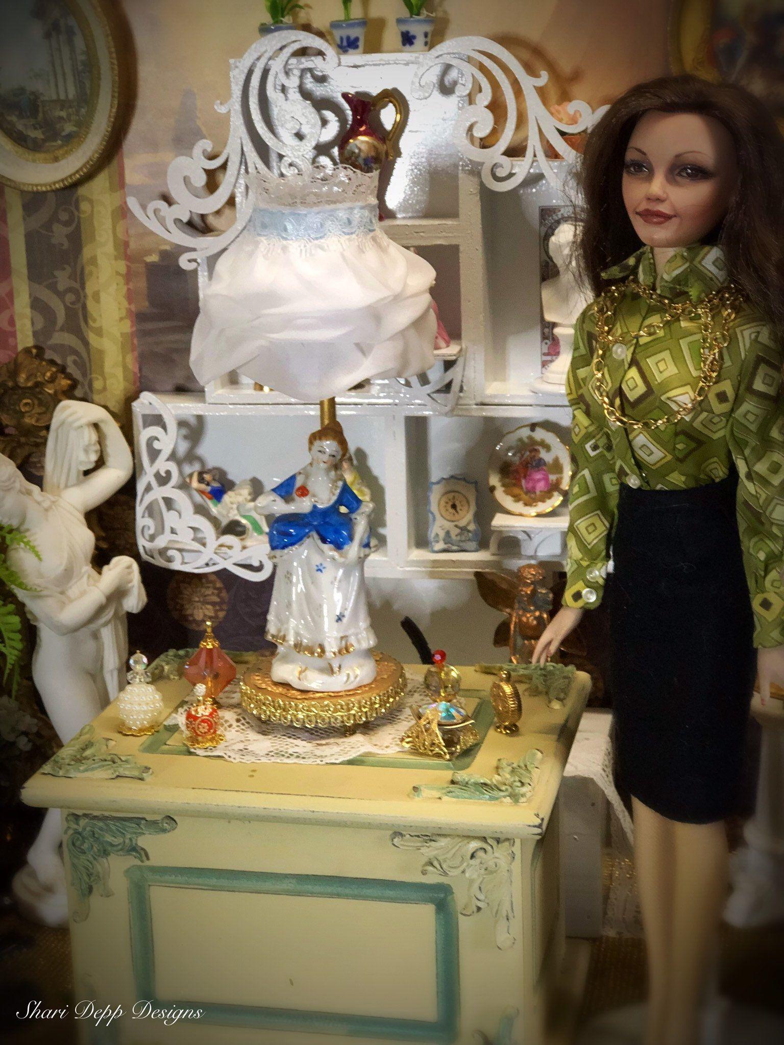 1:12 Retro Oil Lamp Dollhouse Miniature Toy Doll Home Living Room Decor JKP
