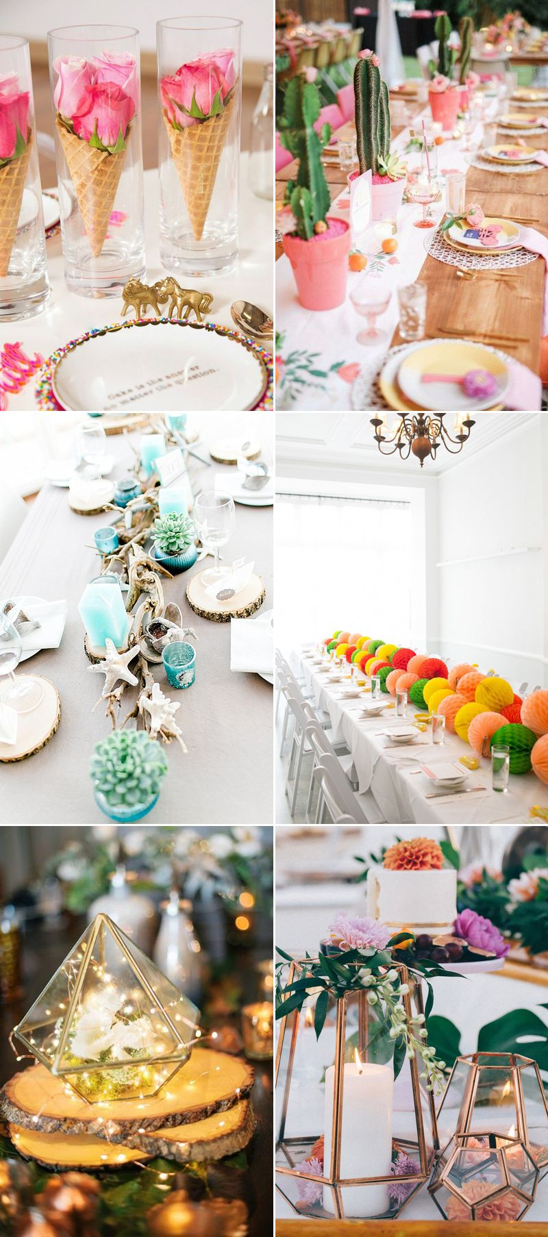 33 Budget-friendly Creative Centerpiece Ideas to Impress Your Guests ...