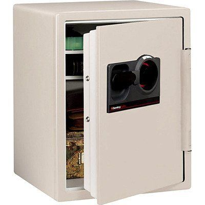 Sentrysafe 2 0 Cu Ft Fire Safe With 3 Number Combination