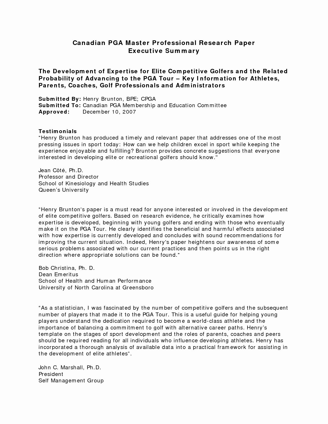Example Of Summary Essay Unique Best S Of Summary Paper Template