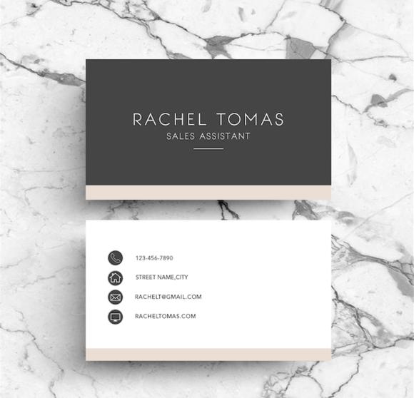 Business card psd template by emilys art boutique on creative business card psd template by emilys art boutique on creative market accmission Gallery