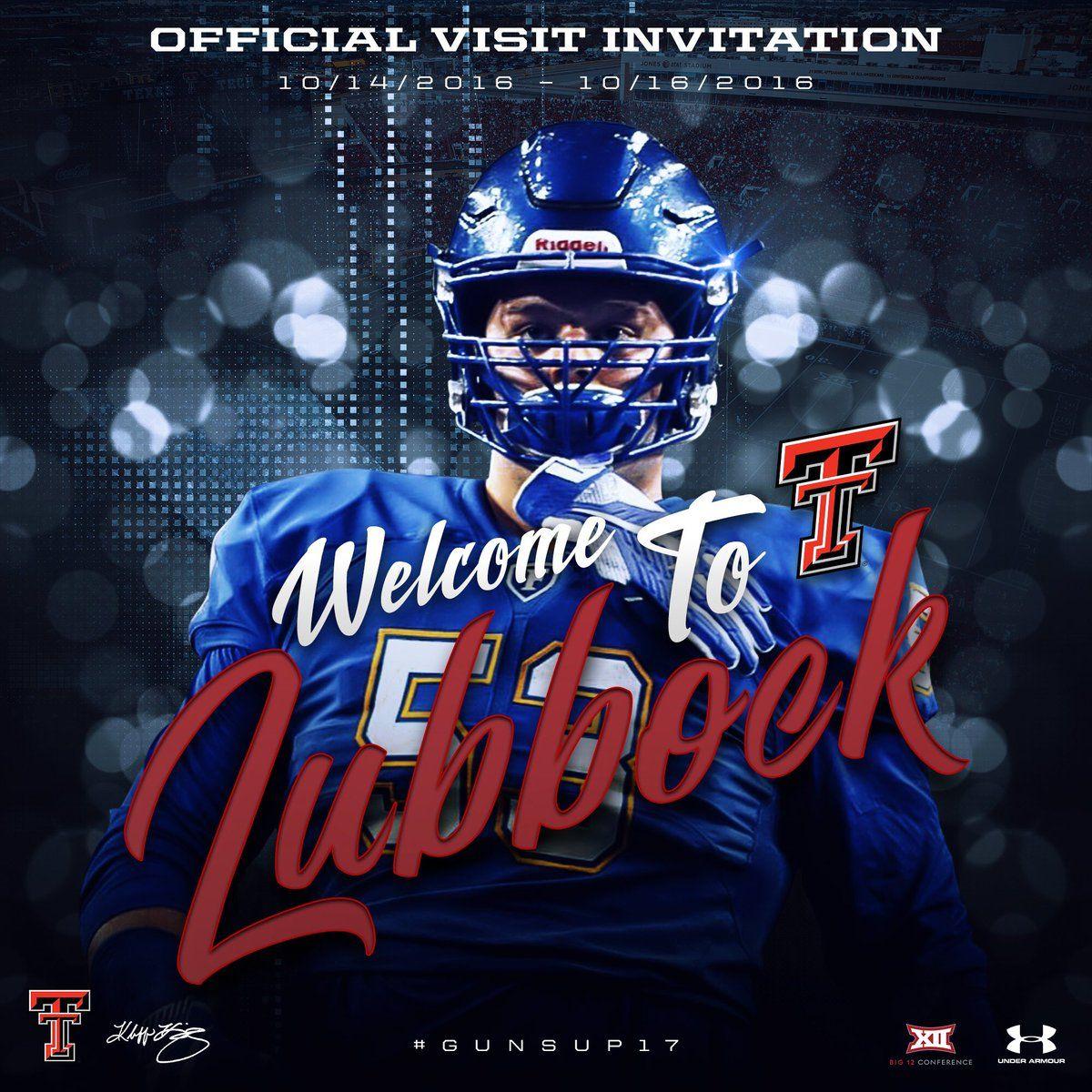 Texas Tech Football Recruiting College Football Recruiting