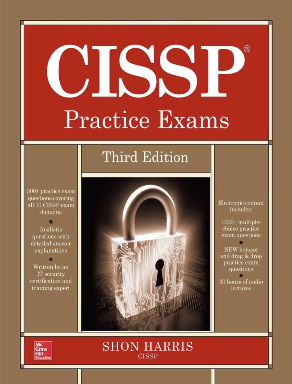 CISSP Practice Exams (eBook) | Products in 2019 | Practice