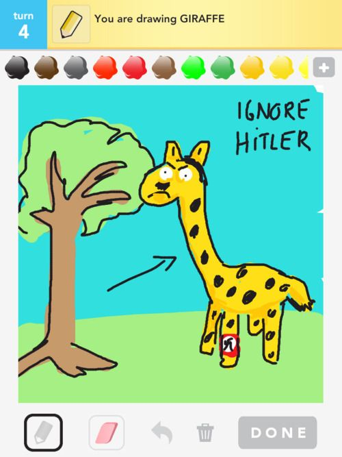 Hilarious Draw Something randomness