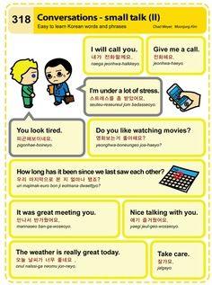 318 Conversations - small talk (II)