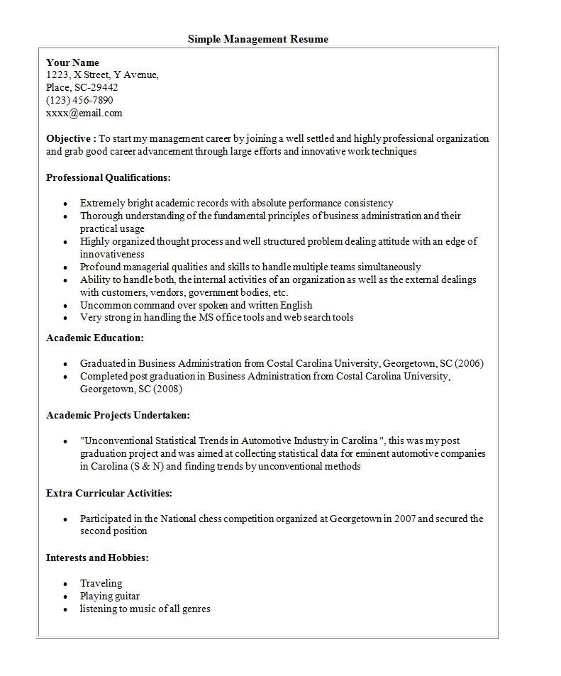 Well Written Csr Resume To Get Applied Soon Resume Template Word