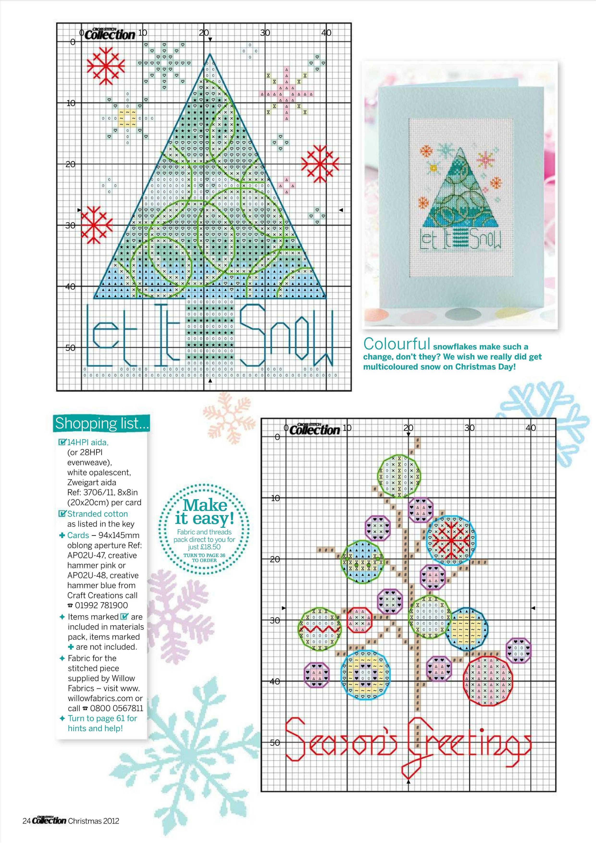 Pin de Goranka en Christmas cross-stitch II | Pinterest | Punto de ...