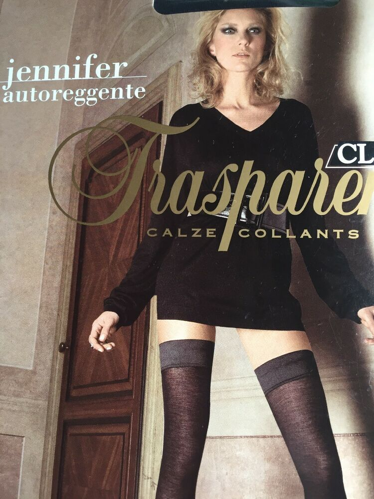 556919aea Trasparenze Classic Jennifer Wool Hold Ups Black Nero Size 1 2 NEW made in  Italy  fashion  clothing  shoes  accessories  womensclothing  hosierysocks  (ebay ...