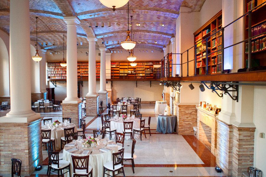 Boston Public Library Wedding from Kelly Dillon