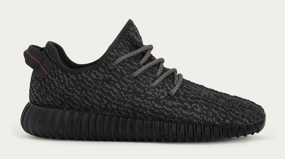 0a172cb16 The adidas Yeezy 350 Boost  Pirate Black  is set to return on Feb ...