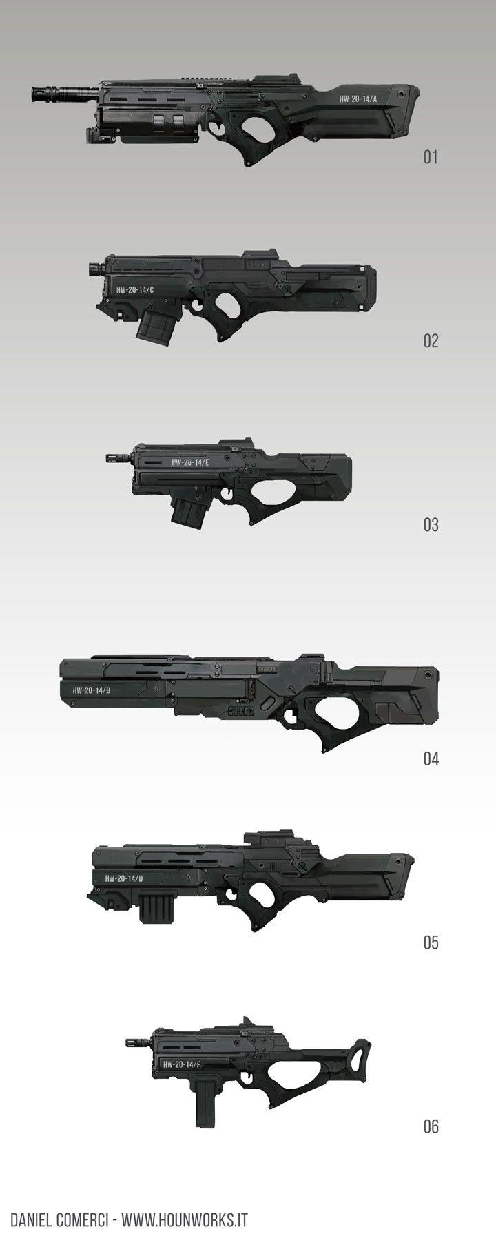 Armement Standard De La Securite Navale Munition De Type Pro Vide Tete Creuse Pour Ne Pas Percer Les Armes De Science Fiction Armes Militaires Mitraillette