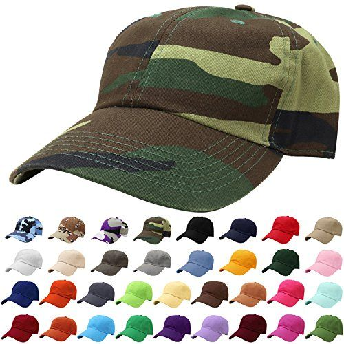 0bfb4cc7852d1 AMAZON  7.99  8.50 Falari Classic Baseball Cap Dad Hat 100% Cotton Soft  Adjustable Size