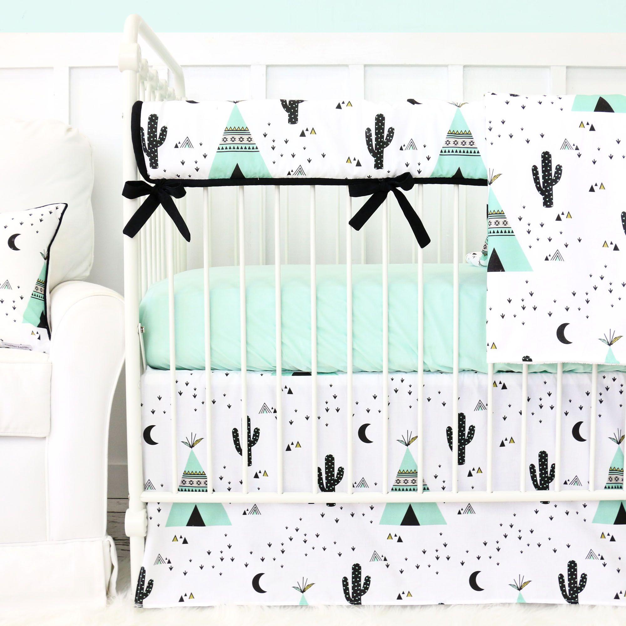 Caden Lane Knows How To Rock A Nursery Trend Crib Bedding Boy