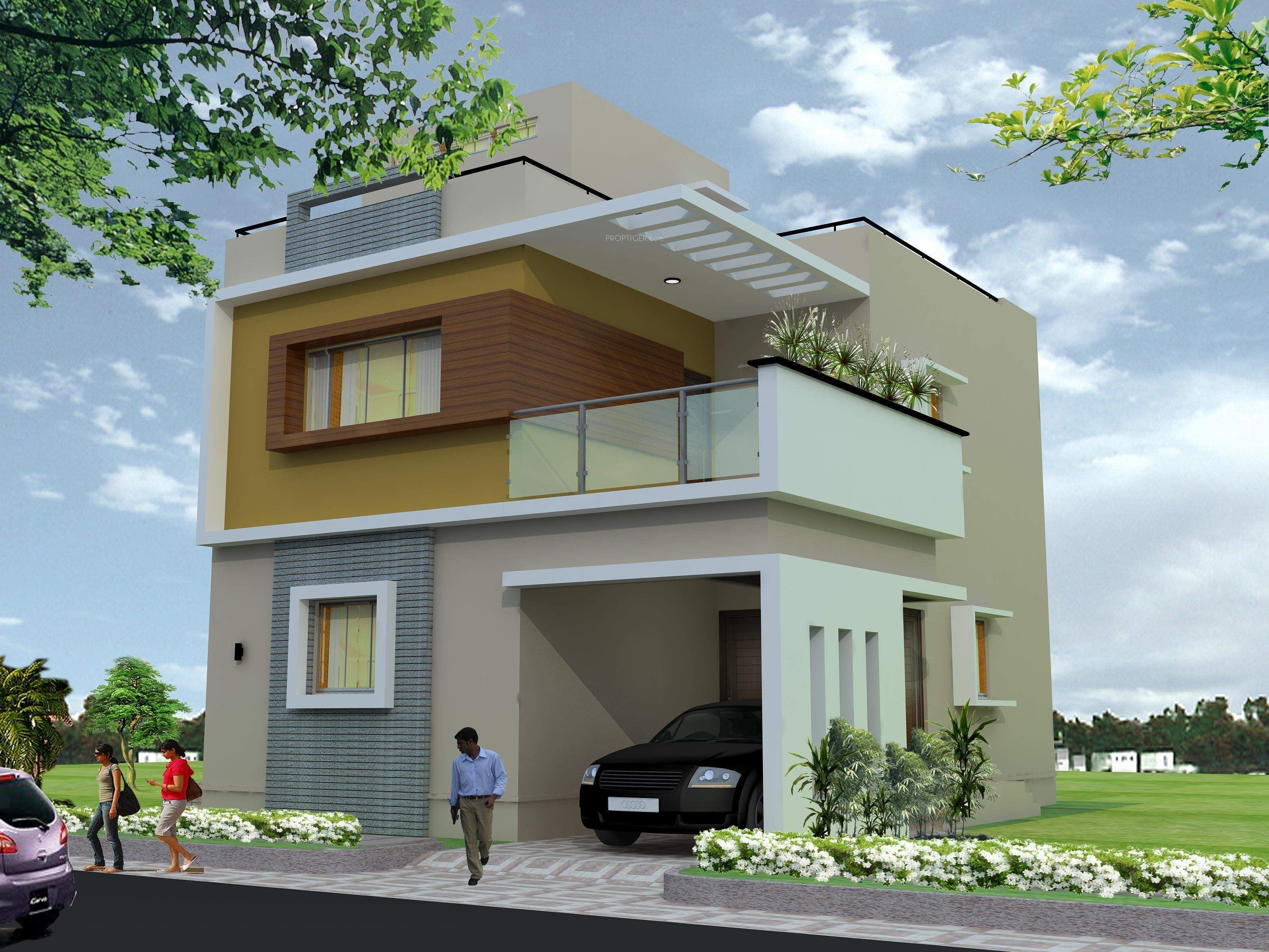 Bangalore Home Google Search Modern House Design House Elevation Independent House