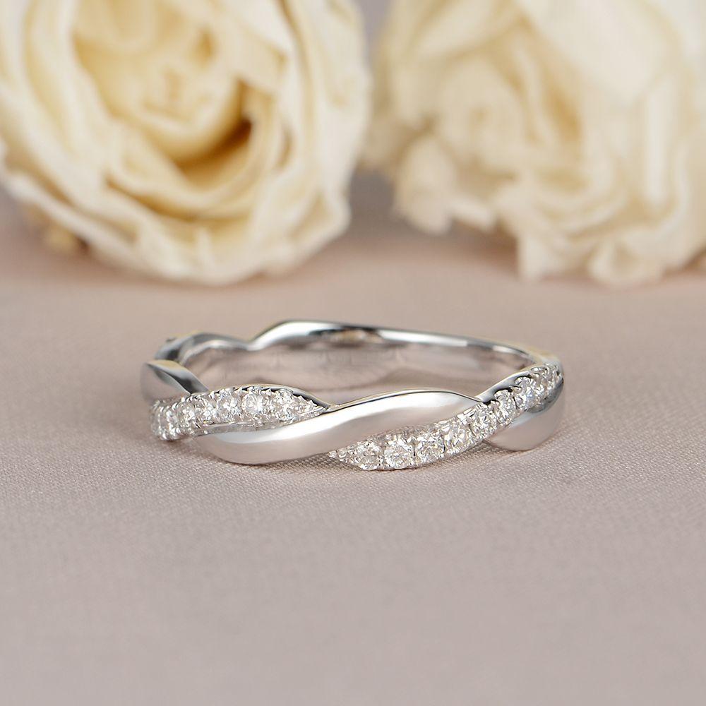 Wedding Band By Doriring In 2020 Etsy Wedding Rings Infinity Wedding Band Wedding Ring Bands
