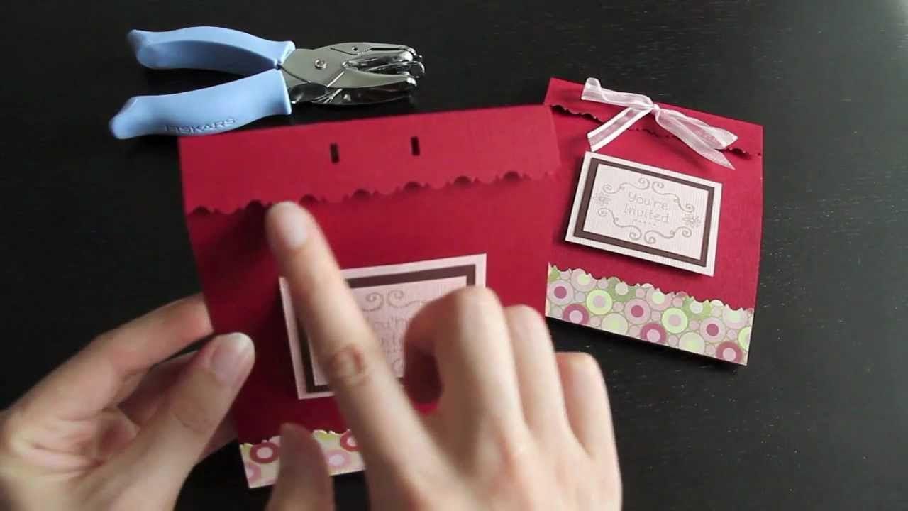 My DIY Wedding Invitation | Diy wedding invitations, DIY wedding and ...