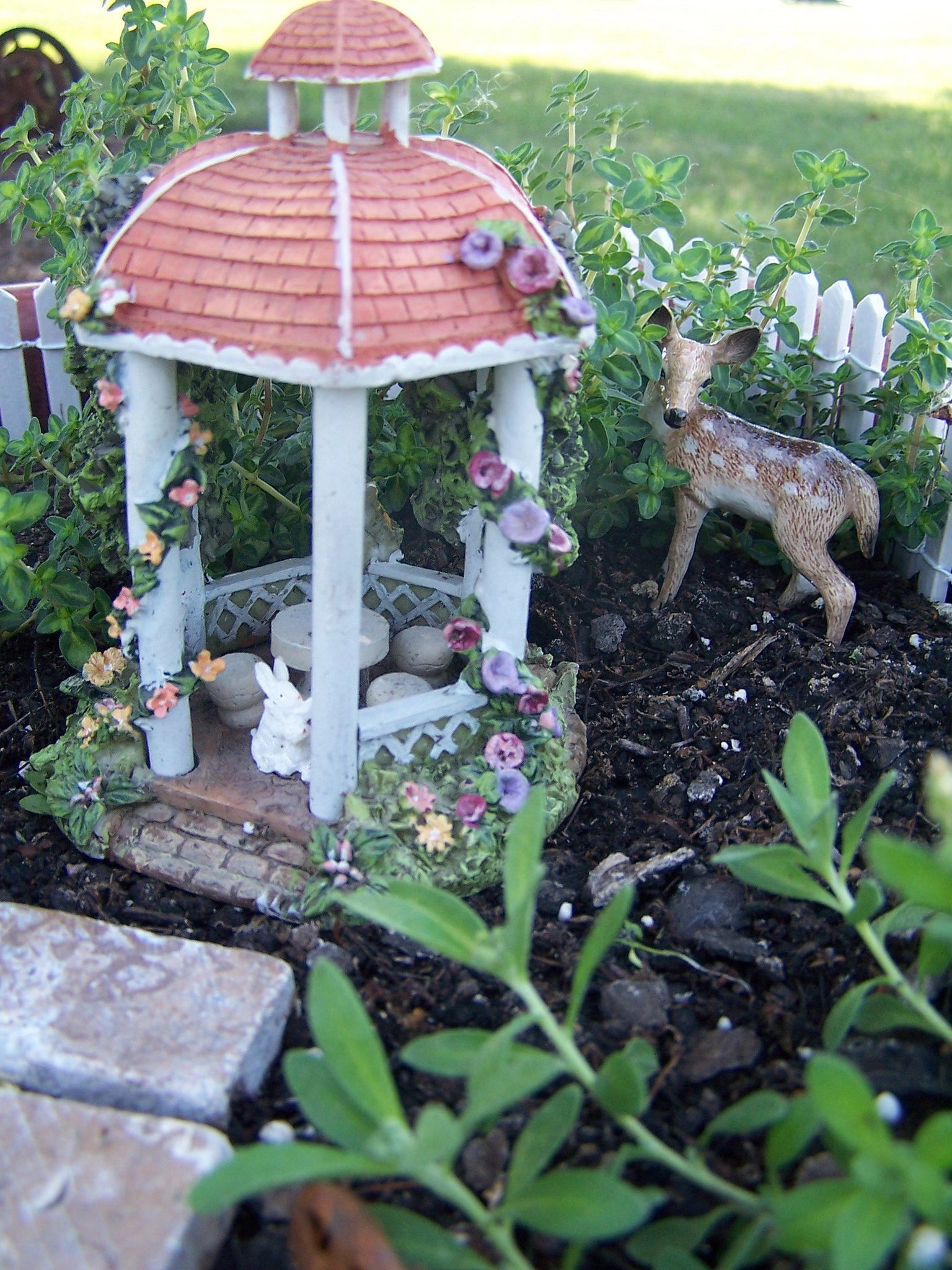 Mini Gardens - Whimsical, Fairy